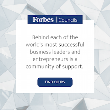 Apply to Forbes Councils